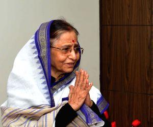 :Former President Pratibha Patil. (File Photo: IANS).