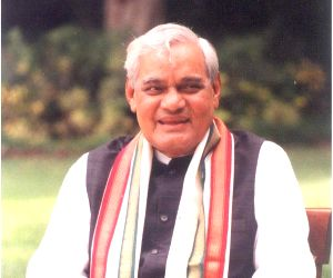 File Photos: Atal Bihari Vajpayee