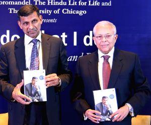 """I do what I do"""" - book release - Raghuram Rajan"""