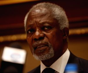UN to hold events to commemorate Kofi Annan