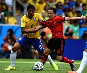 Brazil (Fortaleza): World Cup 2014 Group A Brazil vs Mexico