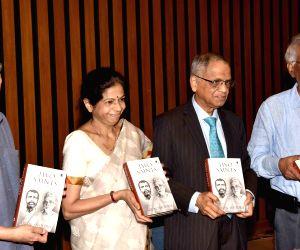 "Two Saints: Speculations Around and About Ramakrishna Paramahamsa and Ramana Maharishi"" - book launch"