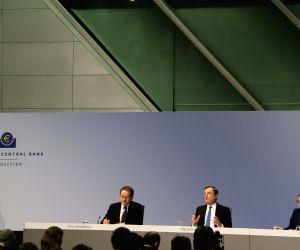 GERMANY FRANKFURT ECB ECONOMY STIMULATION