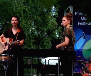 GERMANY FRANKFURT MUSIC FESTIVAL JOCO