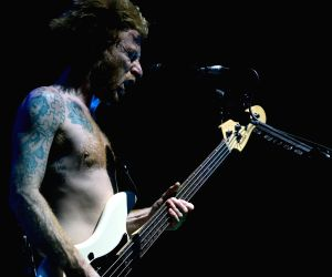 GERMANY-FRANKFURT-CONCERT-BIFFY CLYRO