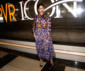Freida Pinto urges people to act on climate change