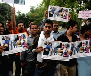 Kins demand proper probe in AIIMS student's suicide case