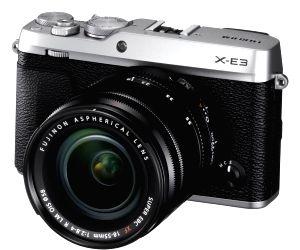 File Photo: Fujifilm X-E3