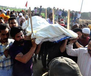 Funeral of Pyarelal Wadali