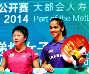 Fuzhou (China): Saina, Srikanth win China Open titles