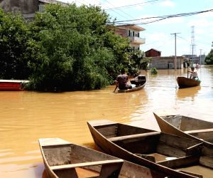 CHINA JIANGXI HEAVY RAIN FLOODS