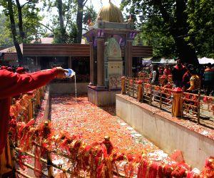 Annual Kheer Bhawani festival
