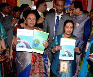 Sushma Swaraj inaugurates the Youth Pravasi Bharatiya Divas 2015