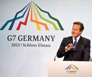 GERMANY GARMISCH PARTENKIRCHEN G7 SUMMIT CONCLUSION