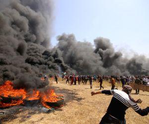 MIDEAST GAZA CLASHES