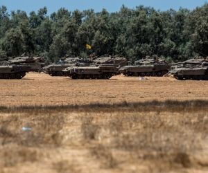Gaza Border: Israel's security cabinet decided to accept an Egyptian ceasefire proposal to end the week-long shelling war in the Gaza Strip