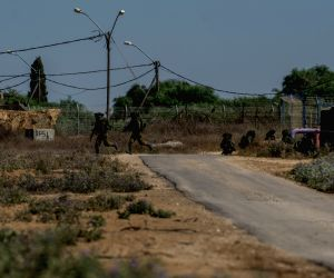 Gaza border: Israeli military launched a ground offensive on the Hamas-controlled Gaza Strip