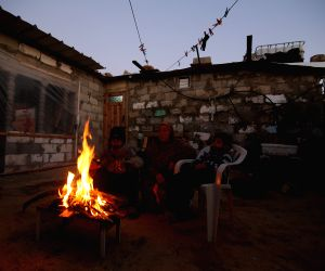 MIDEAST-GAZA-POWER-OUTAGE