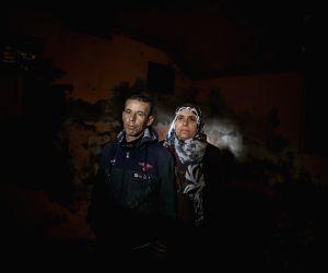 MIDEAST-GAZA-PALESTINIANS-POVERTY