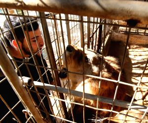 MIDEAST GAZA ZOO CLOSURE