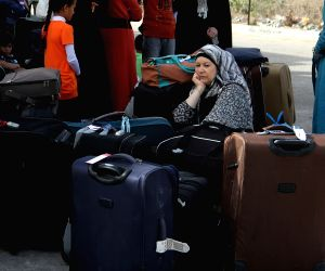 Egyptian authorities reopened Rafah border crossing