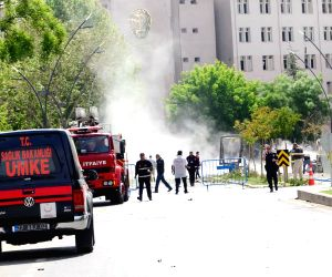 TURKEY GAZIANTEP BOMB ATTACK