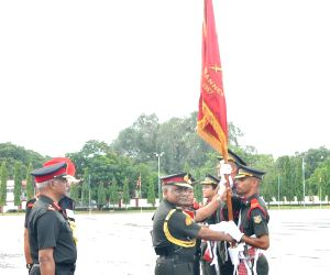 Passing out Parade at Officers Training Academy
