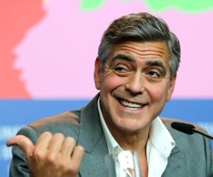 George Clooney: Racism is greatest pandemic