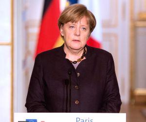 FRANCE PARIS GERMANY FIGHT TERRORISM