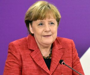 Merkel counts on agreements to solve migration problem