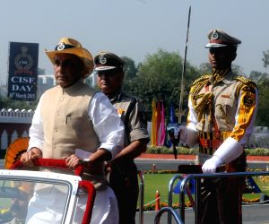 46th CISF Raising Day Function