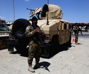 AFGHANISTAN GHAZNI MILITARY OPERATION