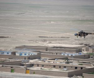 AFGHANISTAN GHAZNI ANTI TALIBAN OPERATION