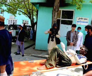 AFGHANISTAN GHAZNI TRAFFIC ACCIDENT