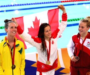 Women's 100M Butterfly Final - Day 2