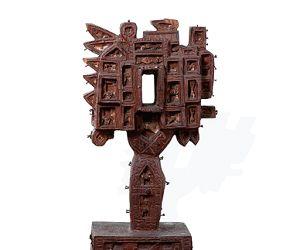Exhibition brings out lyricism in sculptor Dhanraj work