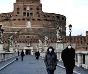 Italy's Covid infection rate inches higher