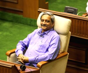 Parrikar welcomes exemption of sanitary napkins from GST