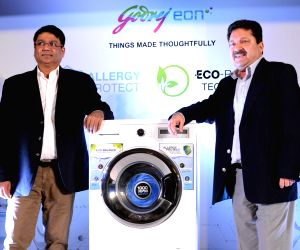 Godrej launches washing machine