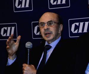 Adi Godrej during a CII programme