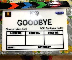 Free Photo: Goodbye', starring Amitabh Bachchan and Rashmika Mandana of Balaji Telefilms and Reliance Entertainment, started shooting; Vikas Bahl will direct.
