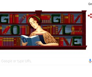 Google celebrates Italian philosopher and theologian Elena Cornaro Piscopia with a Doodle.