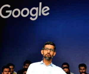 Google won't deploy AI to build military weapons: Pichai