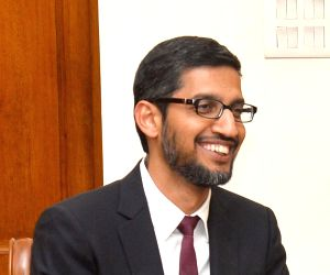 Google CEO Sundar Pichai. (File Photo: IANS)
