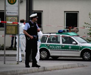GERMANY GRAFING INCIDENT
