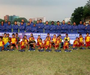 Hero Indian Super League Grassroots Development Workshop