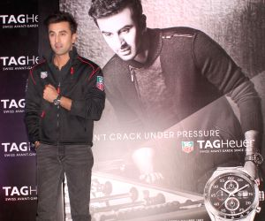 Greater Noida: Ranbir Kapoor during a programme