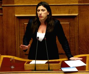 GREECE ATHENS DEBT DEAL REFORMS PARLIAMENT APPROVAL
