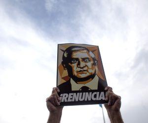 GUATEMALA GUATEMALA CITY SOCIETY DEMONSTRATION