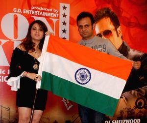 Guest at Mishti Mukherjee album launch on Andheri.
